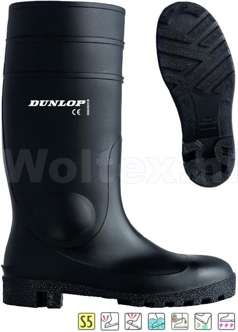 Dunlop Veiligheidslaarzen Protomastor Full Safety 142PP zwart
