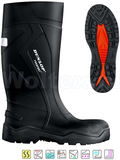 Dunlop Veiligheidslaarzen Purofort+ Full Safety C762041 zwart