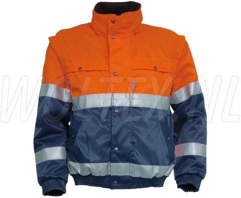 Havep 4- Seizoenen Jacks 5139 blauw/ oranje