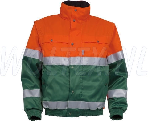 Havep 4- Seizoenen Jacks 5139 groen/ oranje
