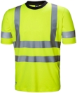 Helly Hansen T-shirts Addvis 79092 High Vis fluo-geel(360)