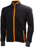 Helly Hansen Fleece vesten Mjolnir 72270 zwart(990)