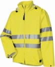 Helly Hansen Regenjacks Narvik High Vis fluo-geel(360)