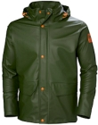 Helly Hansen Regenjacks Gale 70282 legergroen(480)