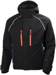 Helly Hansen Winterjacks Arctic 71335 Winterjacks zwart-oranje(992)