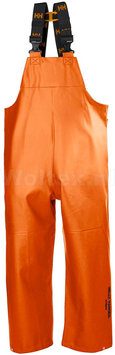 Helly Hansen Am. Overalls Gale 70582 donker oranje(290)