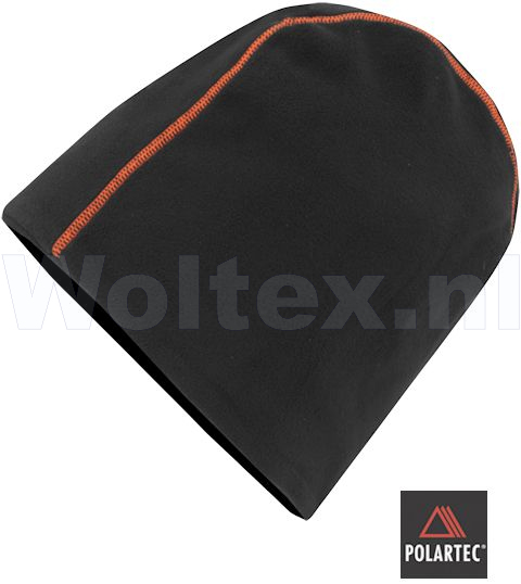 Helly Hansen Fleece mutsen- beanie Minto 79834 Polartec- microfleece- stretch zwart(990)
