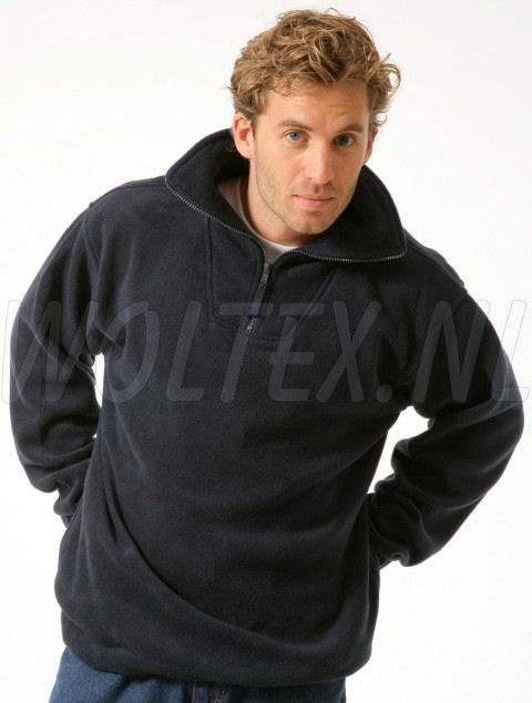 Economy Wear fleece Truien Ecuador blauw