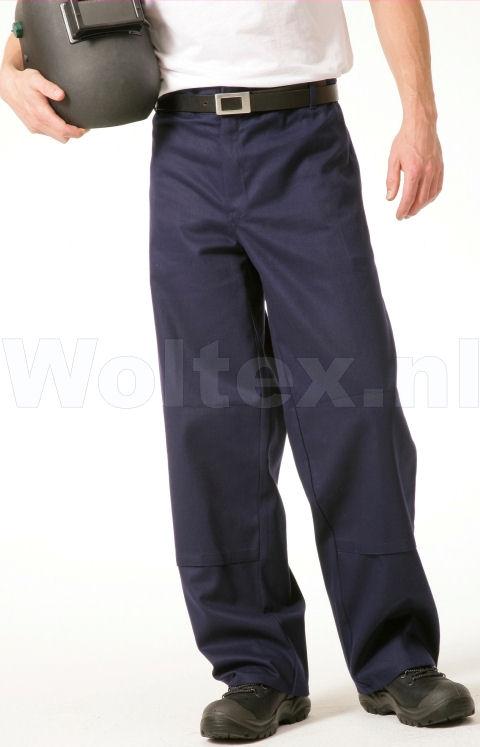 JMP Wear Werkbroeken 3BB-M010005 Vlamvertragend donkerblauw
