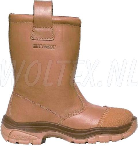 Kynox Veiligheidslaarzen Arctic overneus beige