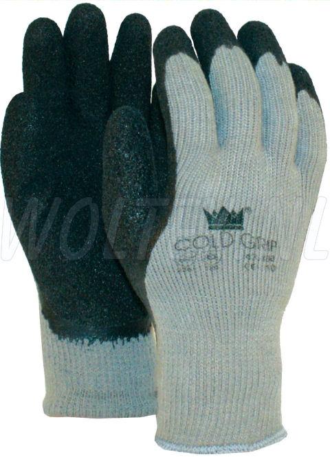 M-Safe Werkhandschoenen 14718000 grijs-zwart
