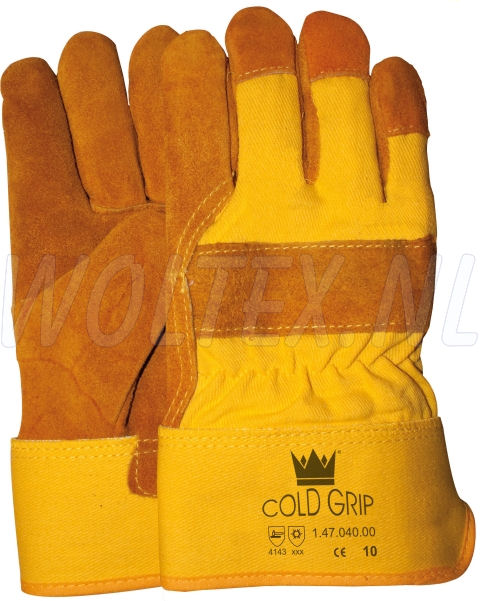 M-Safe Werkhandschoenen 14704000 oranje
