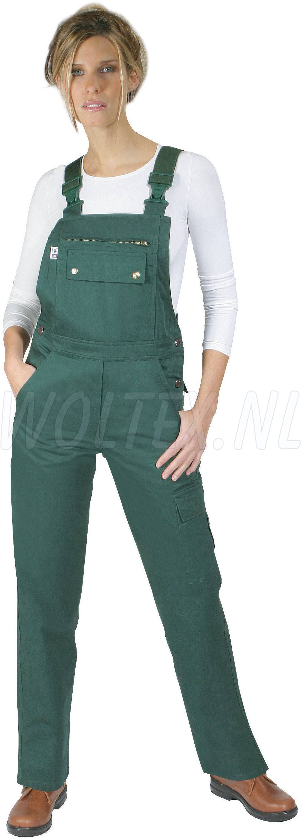 PKA Am. Overalls Star groen(GN) 34