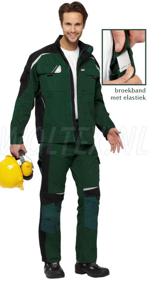 PKA Werkbroeken Bestwork New groen