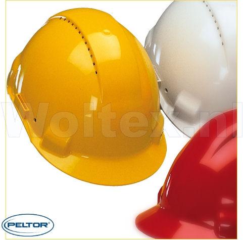 3M Peltor Veiligheidshelmen G3000DUV ABS UV- sensor Ventilatie Omkeerbaar binnenwerk geel