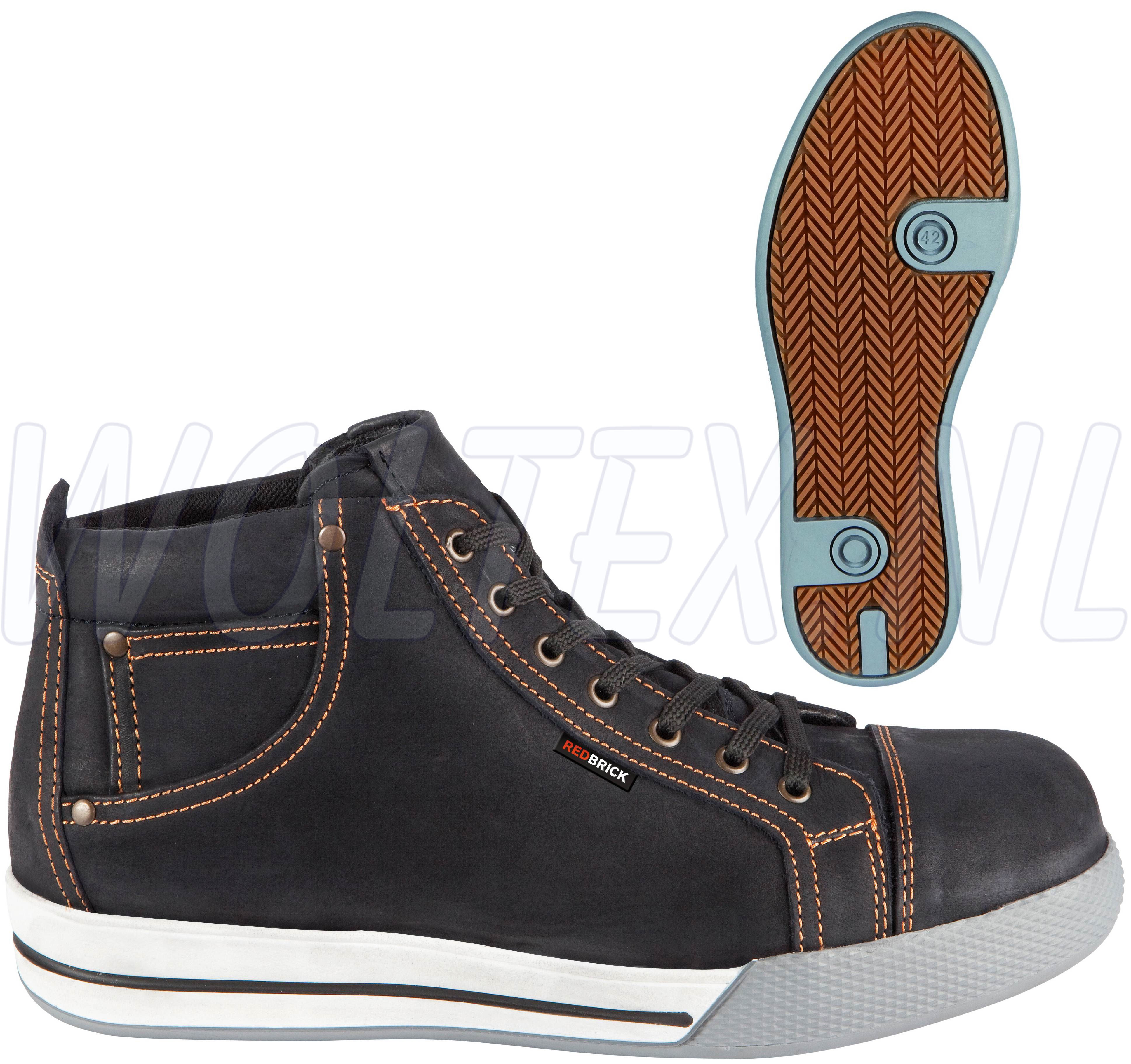 Redbrick Werkschoenen.Safety Sneakers By Redbrick The New Trend In Safety Shoes Home