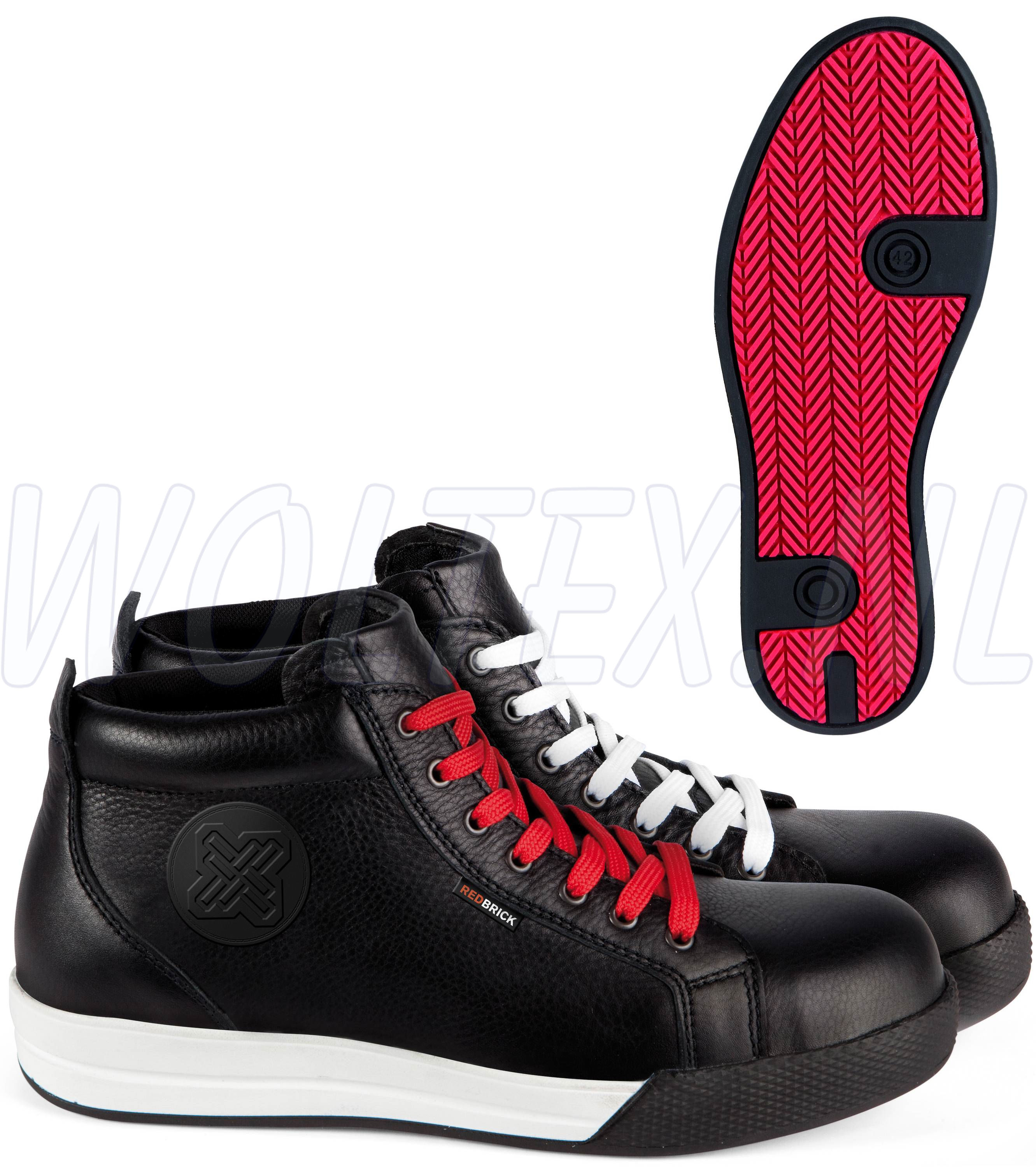 Red Bricks Werkschoenen.Safety Sneakers By Redbrick The New Trend In Safety Shoes Home