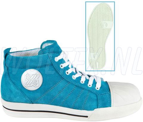 Redbrick Safety Sneakers Blue