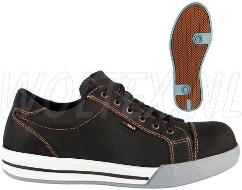 Redbrick Safety Sneakers Bronze