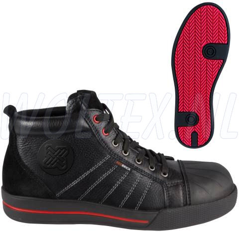 Redbrick Safety Sneakers Onyx