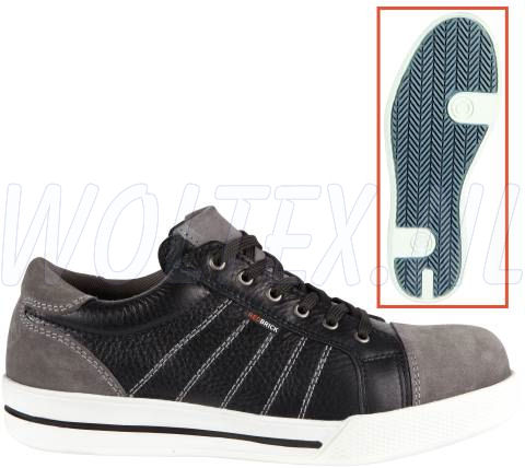 Redbrick Safety Sneakers Slate
