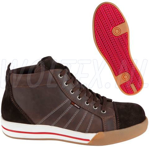 Redbrick Safety Sneakers Smaragd