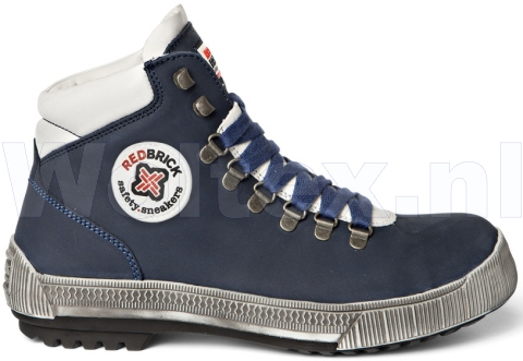 Redbrick Safety Sneakers Smooth