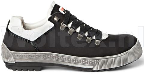 Redbrick Safety Sneakers Freerunner S3 Werkschoenen- laag Fly Veilige neus- zool zwart