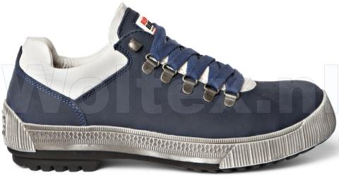 Redbrick Safety Sneakers Freerunner S3 Werkschoenen- laag Slick Veilige neus- zool blauw