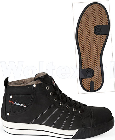 Redbrick Safety Sneakers Ice