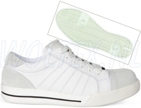 Redbrick Safety Sneakers Branco
