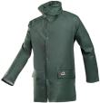 Sioen Regenjassen Jakarta Polyester- PU Stretch groen khaki