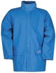 Sioen Regenjassen Dortmund Polyester- PU Stretch kobaltblauw
