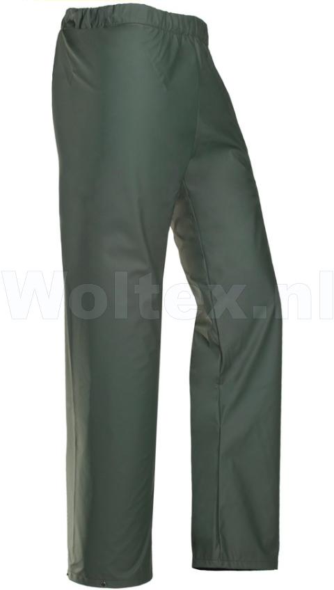 Sioen Regenbroeken Bangkok  groen khaki