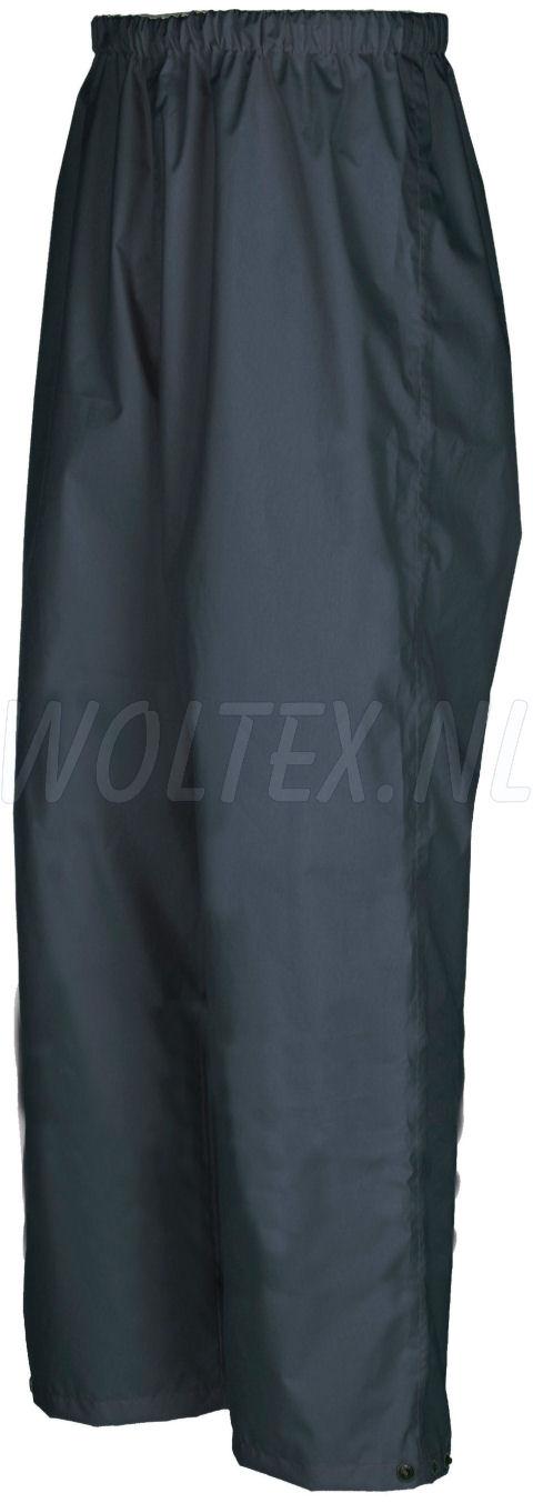 Sioen Regenbroeken Murray Polyester- PU Waterdicht Ademend donkerblauw
