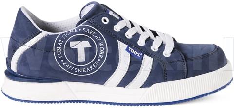 Too\'l Safety Sneakers Veiligheidsschoenen Water blauw