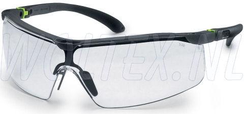 Uvex veiligheidsbril. i-fit helder