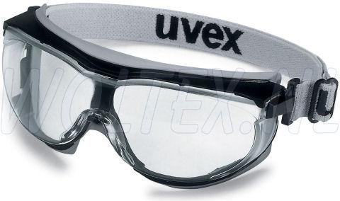 Uvex Veiligheidsbrillen Carbonvision 9307-375 Ruimzichtbril Polycarbonaat- antidamp helder