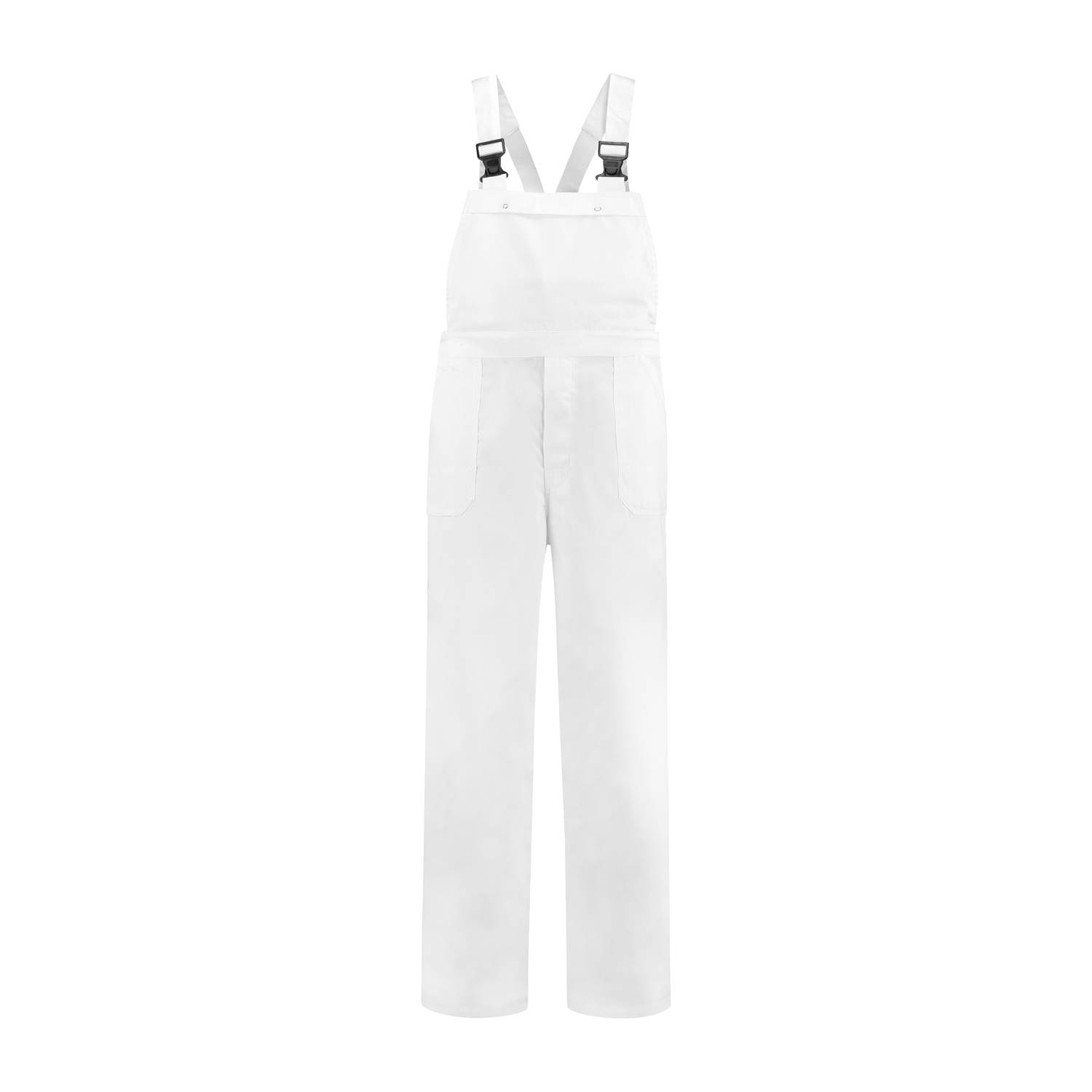 Noname Am. Overalls AMK100 wit(WIT)