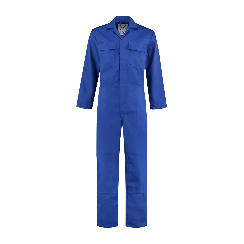 Noname Overalls OVVLAS6040 Antistatisch- vlamvertragend korenblauw(KORBL)