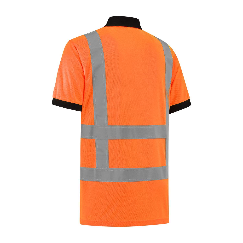 Noname Poloshirts PSRWS100 High Vis- RWS UPF50+ UV fluo-oranje(ORANJE)