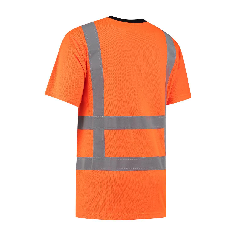 Noname T-shirts TSRWS100 High Vis- RWS UPF50+ UV fluo-oranje(ORANJE)