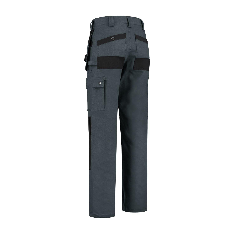 Noname Broeken WBK100 grijs-zwart(GRZWT)