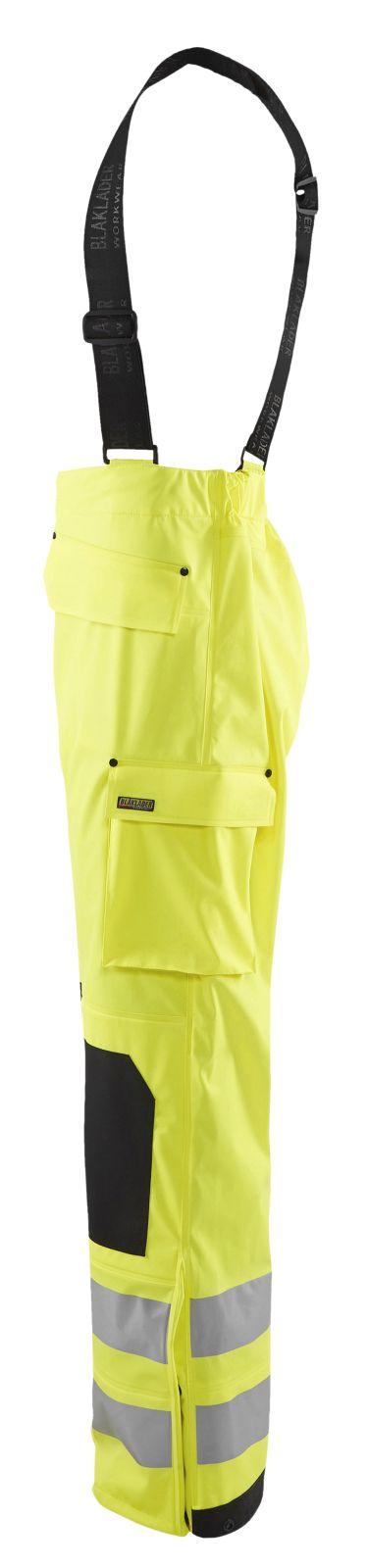 Blaklader Regenbroeken 13022003 High Vis geel(3300)