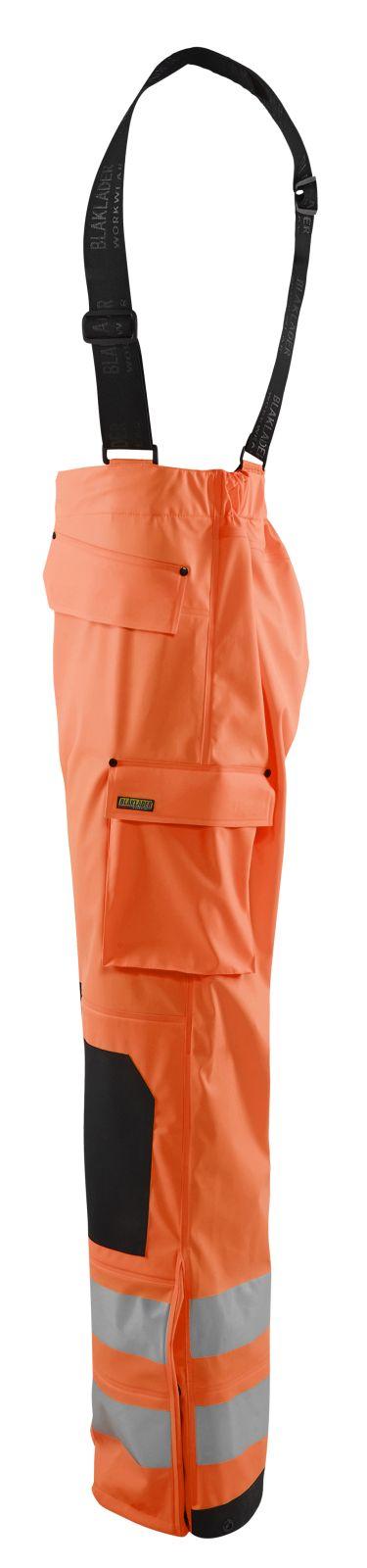 Blaklader Regenbroeken 13022003 High Vis oranje(5300)