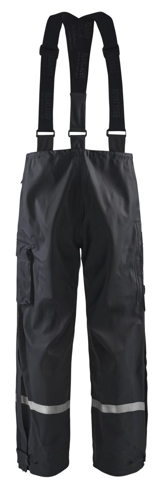 Blaklader Broeken 13022003 High Vis zwart(9900)