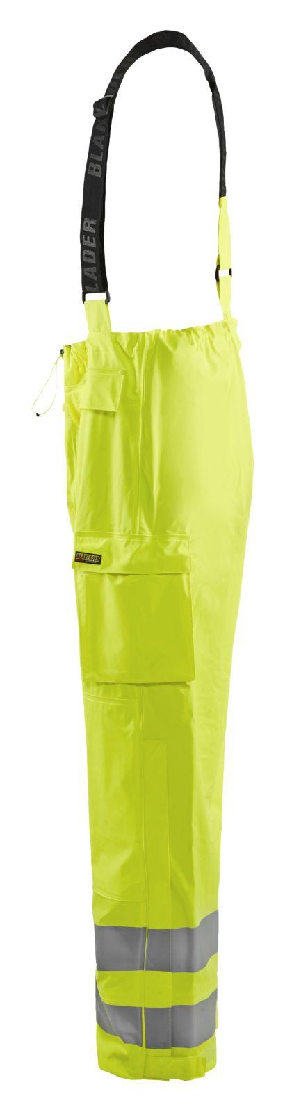 Blaklader Regenbroeken 13032009 Vlamvertragend geel(3300)