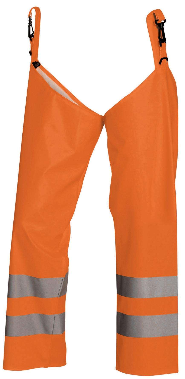 Blaklader Losse regenbroekspijpen 13852000 High Vis oranje(5300)