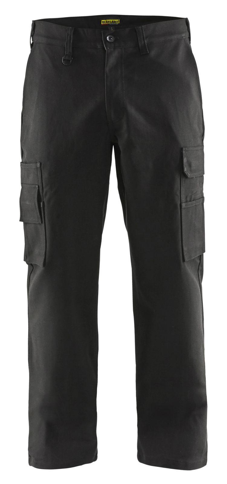 Blaklader Werkbroeken 14001370 zwart(9900)
