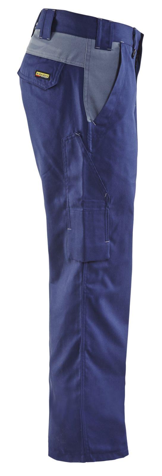 Blaklader Werkbroeken 14041800 marineblauw-grijs(8994)